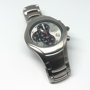 Gianni Moretti Watch Chronograph 5ATM
